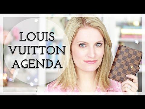 Louis Vuitton PM Agenda Review!