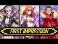Fire Emblem Heroes - FALLEN HEROES BANNER, POSSESSED ROBIN, CELICA AND HARDIN First Impression
