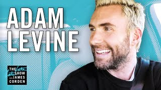Carpool Karaoke w/ Adam Levine