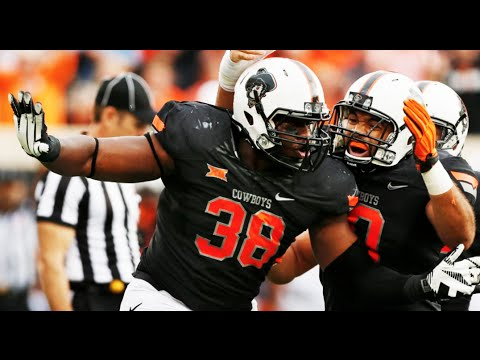 Browns Keep 32nd Pick, Draft Oklahoma State Defensive End Emmanuel Ogbah