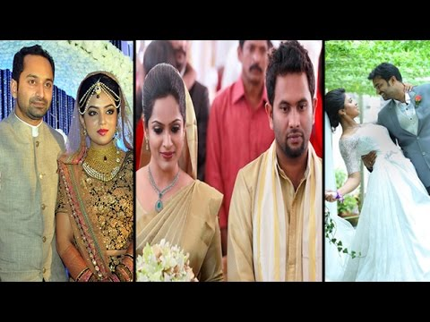 Celebrites Got Marraid In 2014 | Nazriya Nazim |