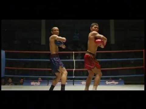 Trận Boxing đặc biệt của Thái =))