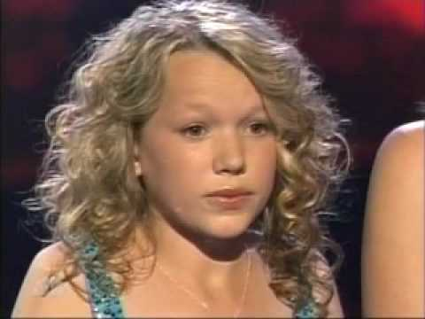 Americas got talent Christina  Ali perform God Bless The Broken Road
