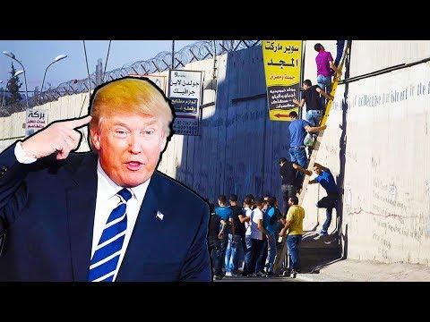 Trump: Walls Work...Ask Israel