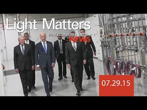 Aiming for Integration - LIGHT MATTERS 07.29.2015