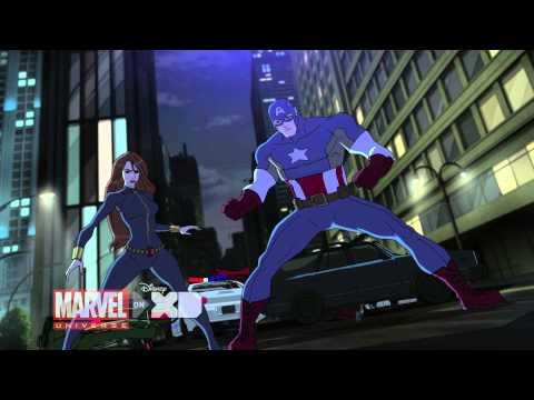 Marvel's Avengers Assemble 2.06 (Clip)
