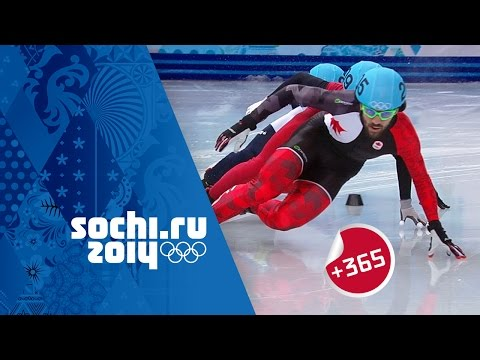 Hamelin Gold – Men's Short Track Speed Skating 1500m Full Final | #Sochi365