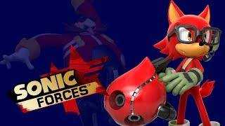 Узнал много нового про Sonic Forces - ШелфСтрим