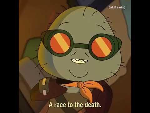 Dr. Ratchet : Final Space Season 2 Trailer