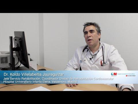 Rehabilitación Cardiáca