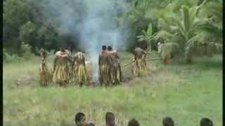 Beqa Island Fiji  city images : Fire Walkers of Beqa Island Fiji - Intro (Part 1)