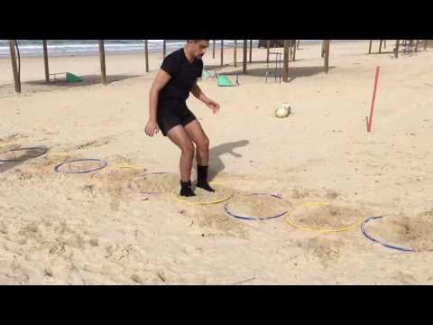 כוח מתפרץ בחול
