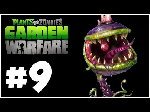 garden video - Thanks for all your support!! Likes and Favorites really do help a ton!! :D Plants vs Zombies Garden Warfare Garden Ops Co-Op Walkthrough Part 7 - Plants vs ...