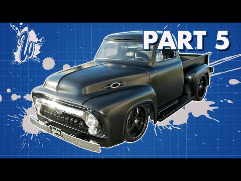 Stallone's '55 Ford (Part 5) | West Coast Customs