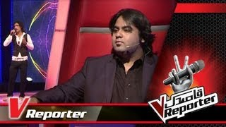 VReporter: Preview of Episode 4 of Blind Auditions (The Voice of Afghanistan)