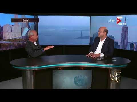 العرب اليوم - عمرو أديب يتحدث مع نجيب ساويرس عن ثروته