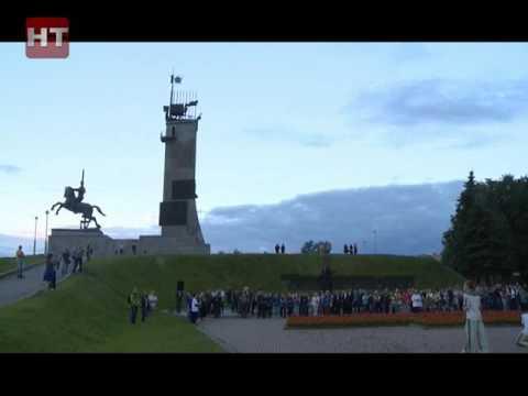 Великий Новгород принял участие в акции