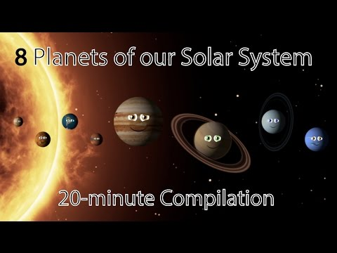 The Solar System Song/Solar System/Planets/Planet Songs