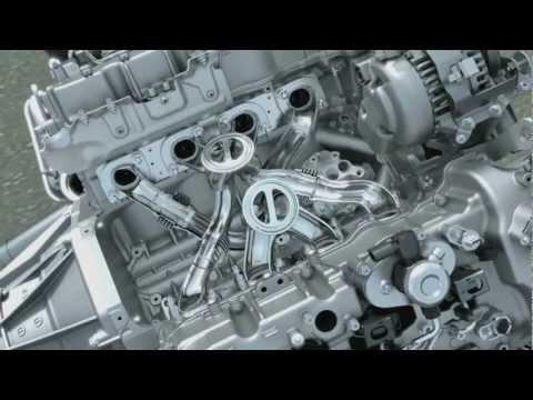 Bmw 4.4 twin-turbo v8 фотография
