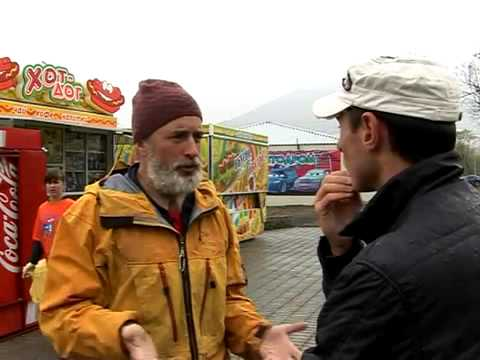 Nexus Expeditions - June 2010 -  Vesti Kamchatka TV Interview (In Russian)