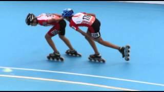 10000 mts elim Juv Var Fed - Argentino de Federaciones 2015