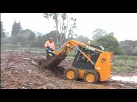 Plant Operation & Earthmoving Licence Video Image