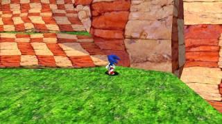 Sonic Adventure Generations - Seaside Hill - Modern Sonic