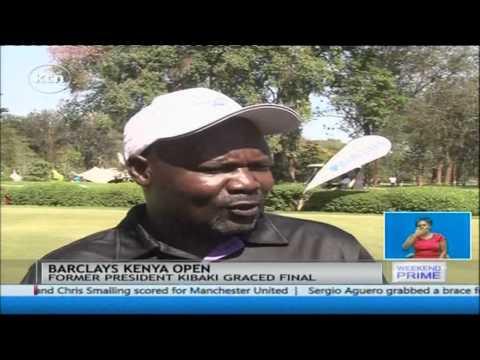 Hayden Porteous wins Kenya open golf