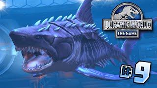 Hell's Aquarium! Megalodon MAX!!    Jurassic World - Lagoon Series - Ep 9 HD