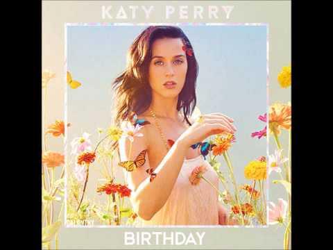 Katy Perry - Birthday (Male Version)