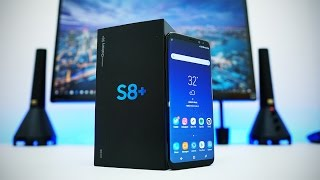Video Unboxing Samsung Galaxy S8+ Indonesia! MP3, 3GP, MP4, WEBM, AVI, FLV November 2017