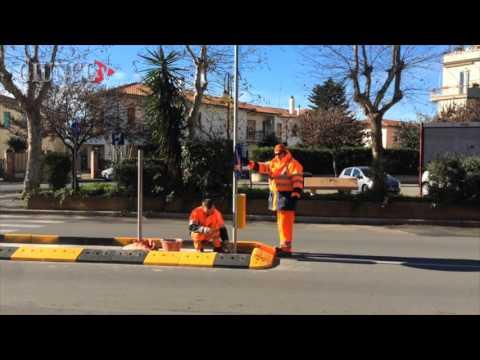 """Sicurezza sulle strade: interventi """"salva pedoni"""" in città"""