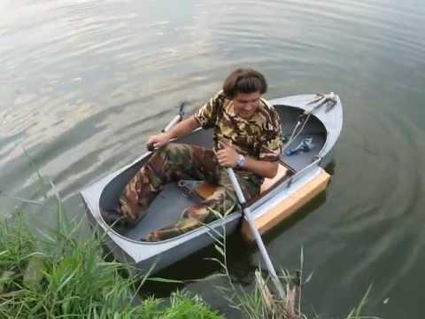 рыбачьи лодки своими руками