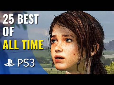 Top 25 Best PS3 Games of All Time HD