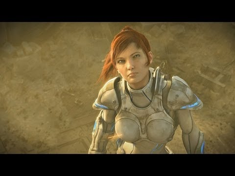 Image of StarCraft II - Ghosts of the Past - Extended Trailer