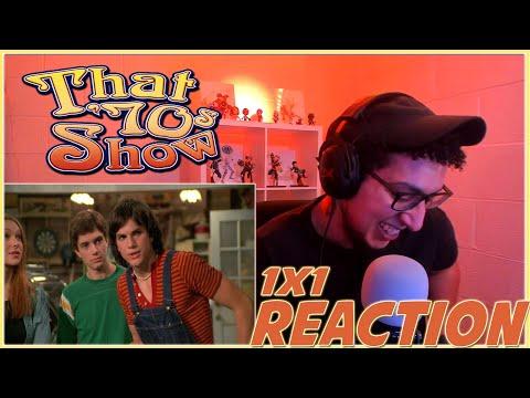 "That '70s Show REACTION Season 1 Episode 1 ""That '70s Pilot"" 1x1 Reaction!!!"