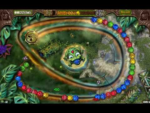 popcap - Just me playing some random new PopCap game.