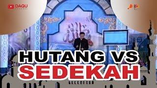 Video HUTANG VS SEDEKAH - USTADZ YUSUF MANSUR MP3, 3GP, MP4, WEBM, AVI, FLV Mei 2019