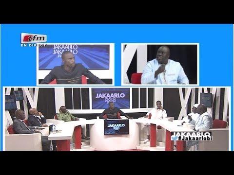 REPLAY - Jakaarlo Bi - Invités :  MOUNIROU SY & PALLA MBENGUE - 28 Juillet 2017 - Partie 1