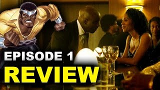 Luke Cage Episode 1 Review by Beyond The Trailer