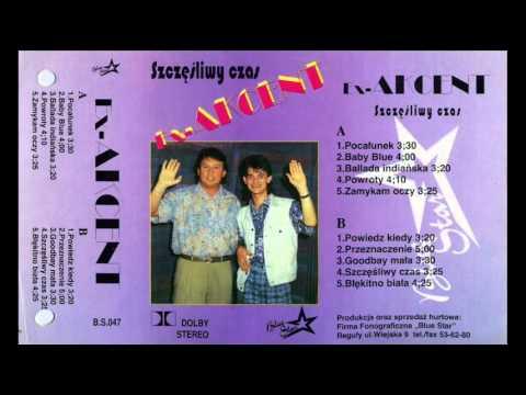 AKCENT - Szczęśliwy czas (audio)