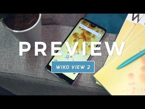 Wiko View 2 preview (Dutch)
