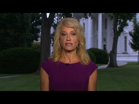 Kellyanne Conway's full 'New Day' interview