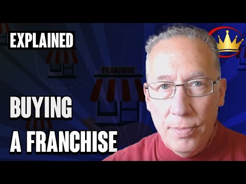 Watch 'New Video From The Franchise King®: Buying a Franchise, Explained '