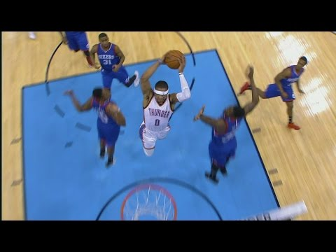 Video: Top 10 Plays of 2014-15 — The Starters