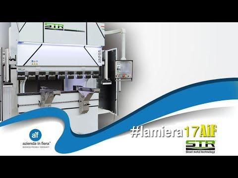 Pressa piegatrice a risparmio energetico - STR