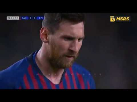 Barcelona vs Liverpool (3 - 0) Highlight with  English Commentary  2019