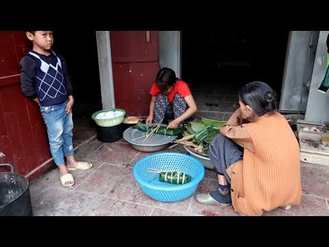 Bánh Chưng Tết Của Người Nùng Lạng Sơn - Bản Sắc Dân Tộc - Thời lượng: 19 phút.