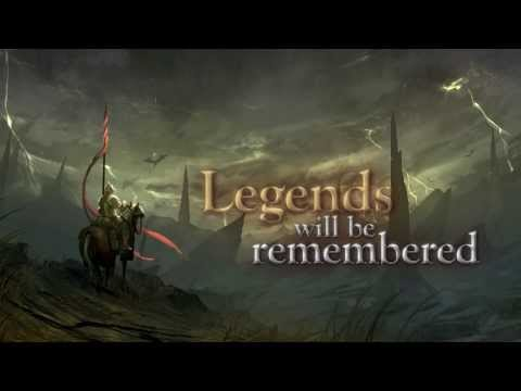 Video of Forgotten Myths CCG