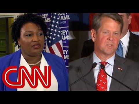 Civil rights groups sue Georgia Republican Brian Kemp over 53,000 'pending' voter registration